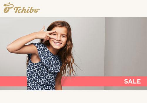 Tchibo Kinder- und Baby-Mode SALE